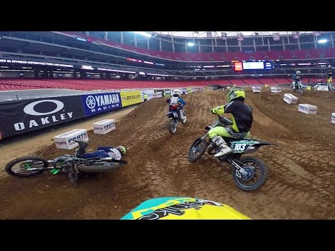 Superminis at Atlanta Arenacross ft. Kaeden Amerine