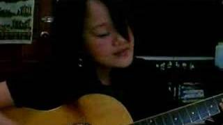Good-bye Days - Yui Acoustic Guitar Cover