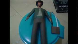 Ninjatoes Papercraft's Indiana Jones Papercraft Stopmotion HD