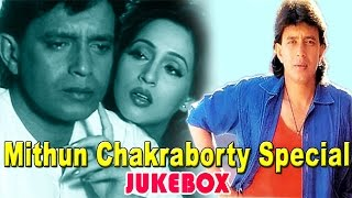 Best of Mithun Chakraborty I Superhit Song Romantic Collection I Video Jukebox