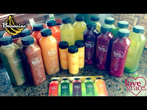 Love Grace Juice Cleanse Review + Discount Code