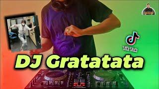 Viral TikTok ! DJ Gratatata - Ratatata Remix Terbaru Full Bass 2021