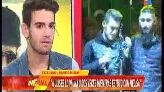 Todo un hombre Ramiro Bueno, hijo de el Potro Rodrigo, rompió el silencio