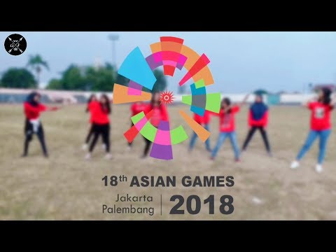 [Asian Games Dance Challenge] Ayo Nonton!! By Girls Invasion