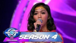 Kok Malah Dieliminasi! SUPER GIRL [AKU CINTA KAU DAN DIA] - I Can See Your Voice Indonesia (15/2)