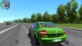 Cizy Car Driving 1.5.1 Renault Megane 2.0i TrackIR 4 Pro [1080P]