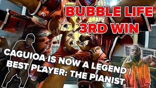 PBA BUBBLE DAY 13 3RD GAME WIN  MARK CAGUIOA THE LIVING LEGEND BY JOE DEVANCE PBABUBBLE