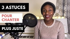Apprendre a chanter : Comment chanter plus juste?