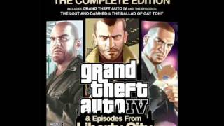 Grand Theft Auto IV The Lost And Damned Soundtrack - I Walk Alone