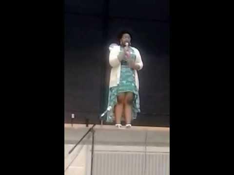 """The Average Black Girl"" Performed by: Shaddai Johnson - Written by: Ernestine Johnson"