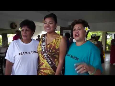 DAY 2 - Miss Pacific Islands Pageant 2017