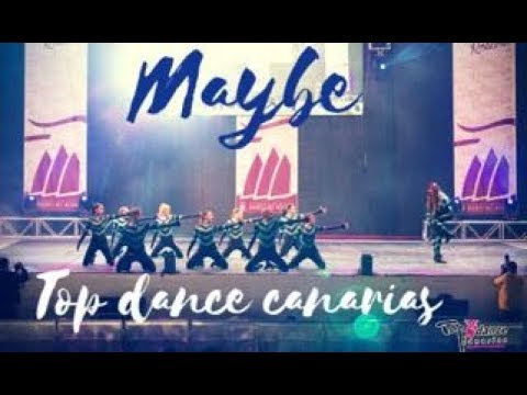 MAYBE TOP DANCE 2016 | asuarezlo