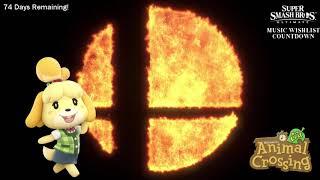 #74 - 5:00 PM (Animal Crossing: New Leaf)   Smash Ultimate Music Wishlist Countdown