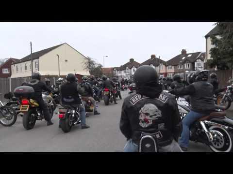 hells angels london memorial ride 21 03 2015