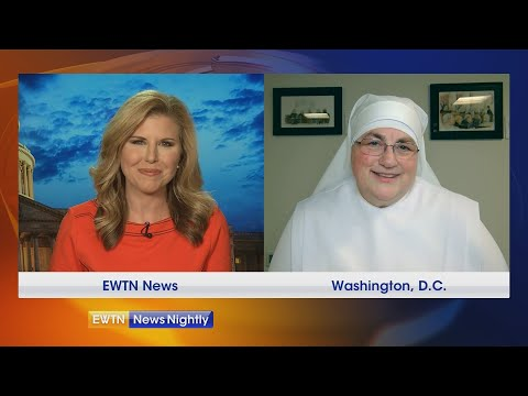 Little Sisters of the Poor's long fight against contraception mandate | EWTN News Nightly