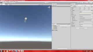 Видеоурок № 1 : Интерфейс Unity3D