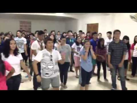 The Banana Dance (CEU-Malolos Peer Facilitators)
