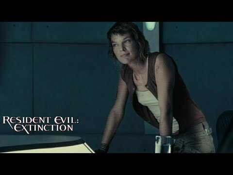 resident evil extinction alice face