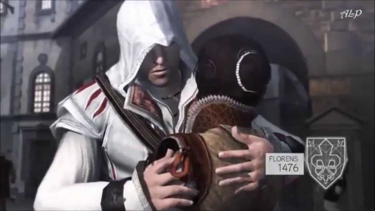 Assassin's Creed - Love Stories - YouTube