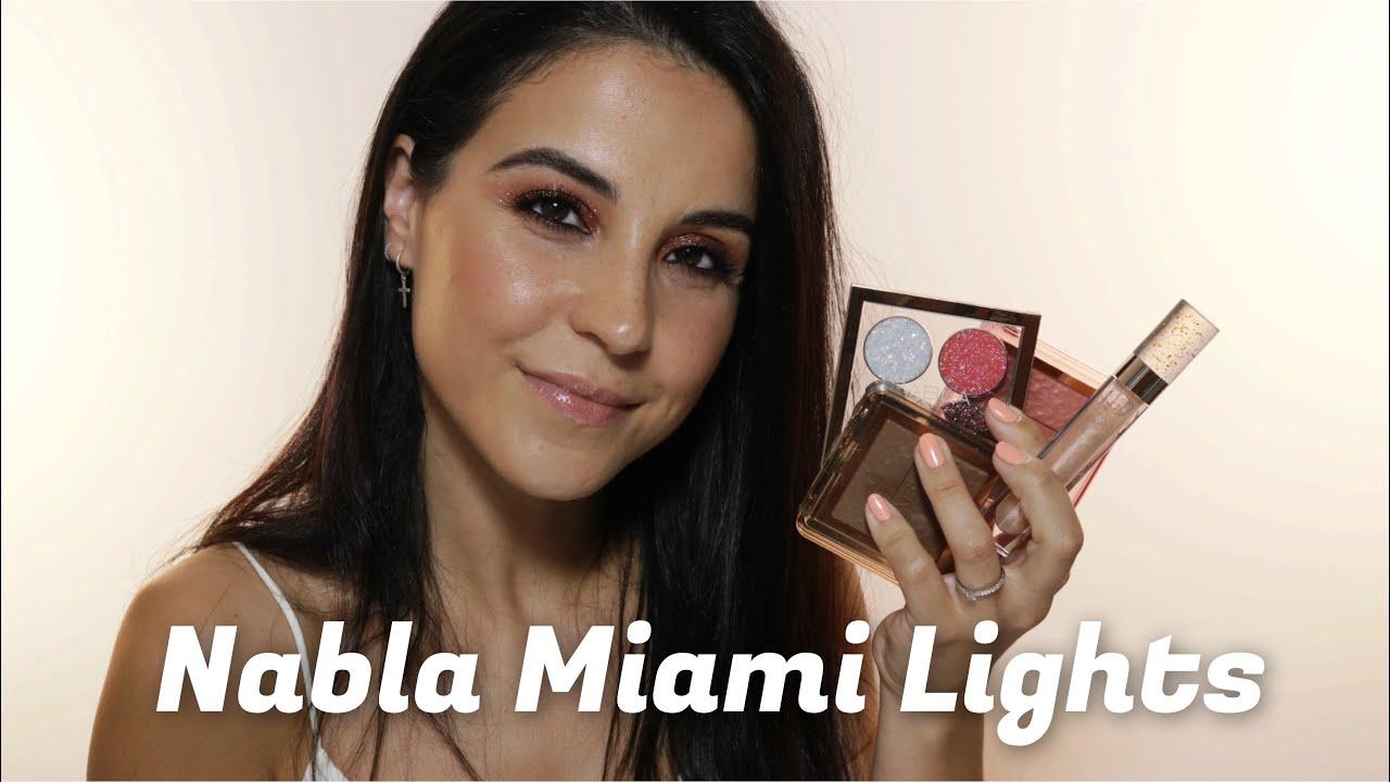 Nabla Miami Lights | Opinión + Look de Maquillaje
