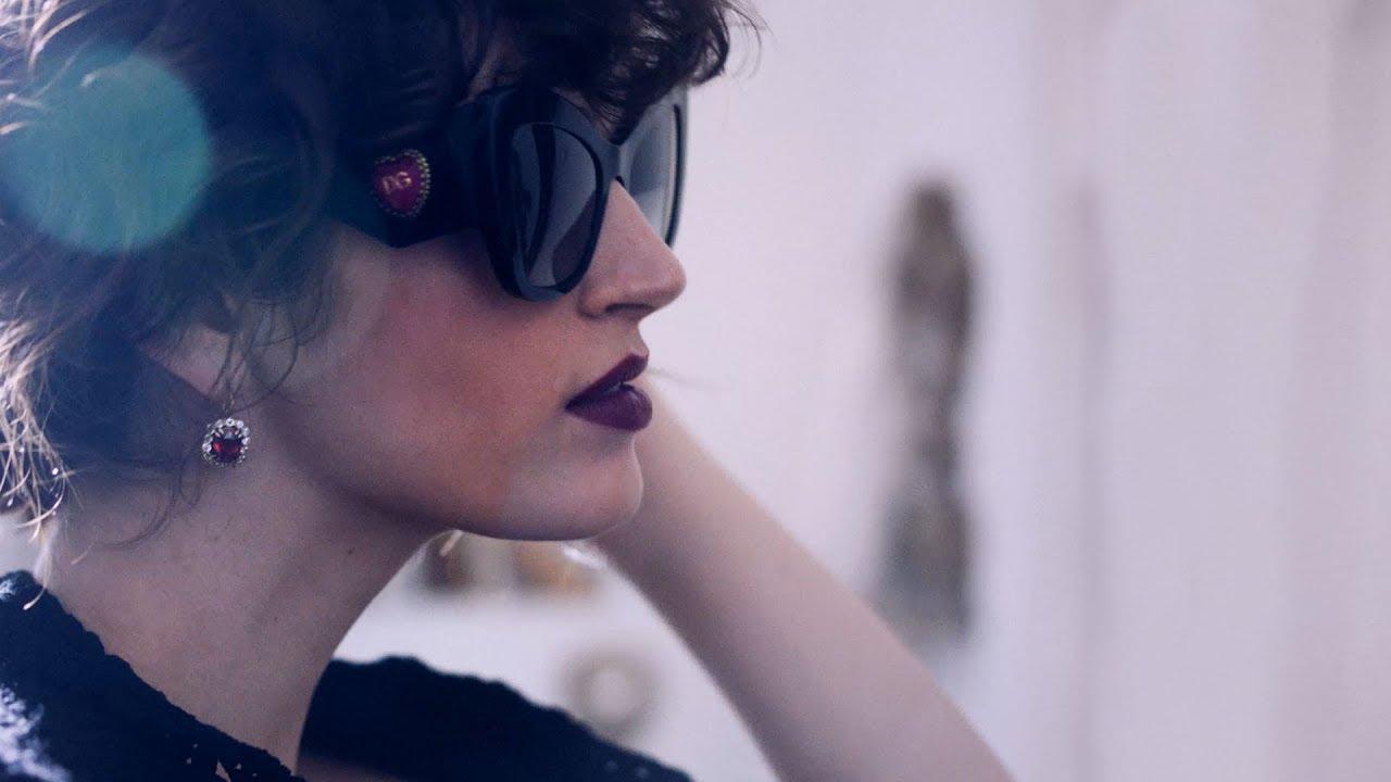 Dolce&Gabbana #DGCuoreSacro Eyewear Collection