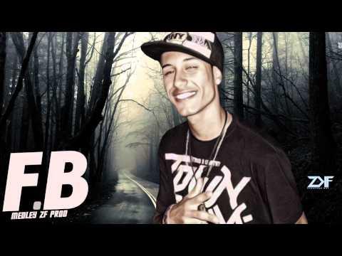 Mc Felipe Boladão - Medley Pesado (Dj Guiu e Dj LJ - ZF Prod) Lançamento 2014