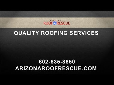 Quality Roofing at affordable prices by AZ Roof Rescue