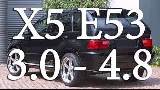 BMW X5 E53 Обзор, Все двигатели, характеристики, разгон до 100, поломки, надёжность