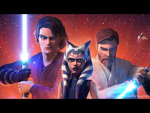 Star Wars: The Clone Wars | Music From Final Trailer (Extended Themes)