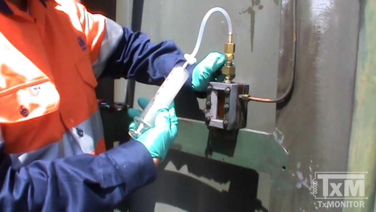 Transformer Oil Sampling Training Part 1 Introduction
