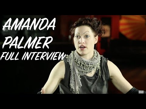 Amanda Palmer Interview