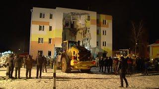Спецвыпуск: обрушение дома в Яковлево (15:00)