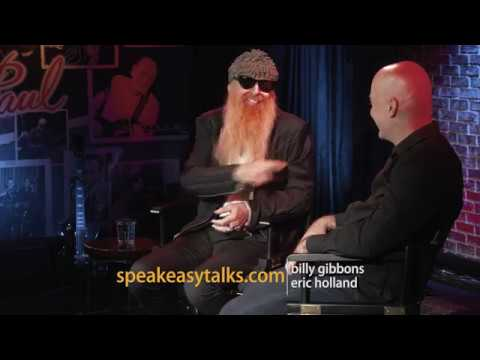 Speakeasy - Billy F. Gibbons and Eric Holland