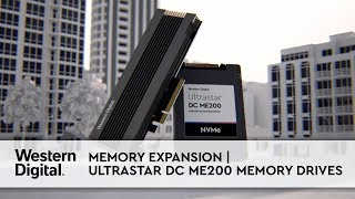 Memory Expansion | Ultrastar DC ME200 Memory Drives
