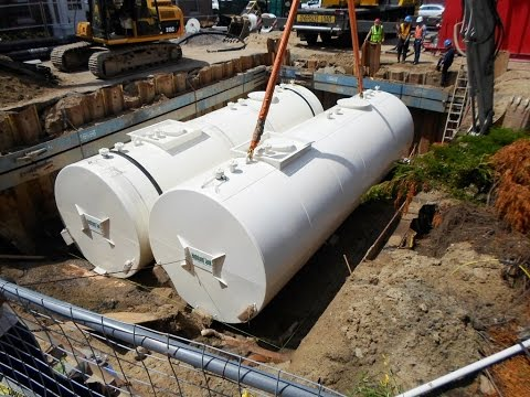 Fuel Storage Tank Replacement