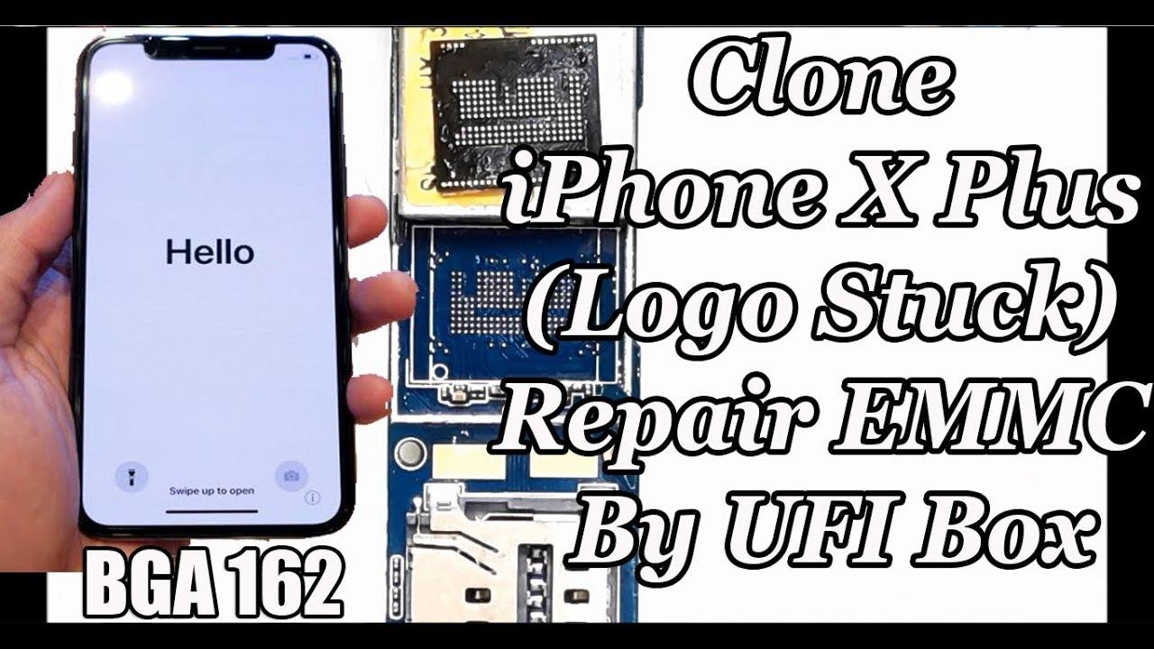 Mobile Emmc Repair Box