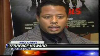 """""""Red Tails"""" Movie Exclusive Intervew With Actors/Director .mpg"""
