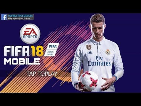 FIFA 18 Android Apk+Data | 300 MB Offline