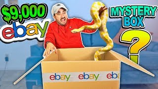 DO NOT order the WRONG Mystery box from EBAY!