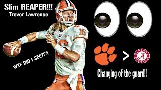 #AsExpected: Clemson is THE CLASS of college football!!!