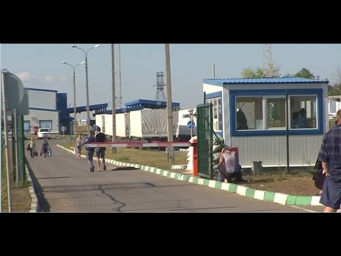 LIVE: Russia's humanitarian convoy inspected before crossing border with Ukraine