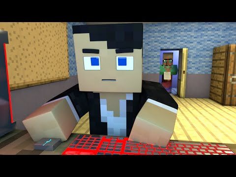 HOW TO BE A FAMOUS YOUTUBER (Minecraft Animation)