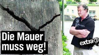 Realer Irrsinn: Zahlen für ungewollte Mauer | extra 3 | NDR