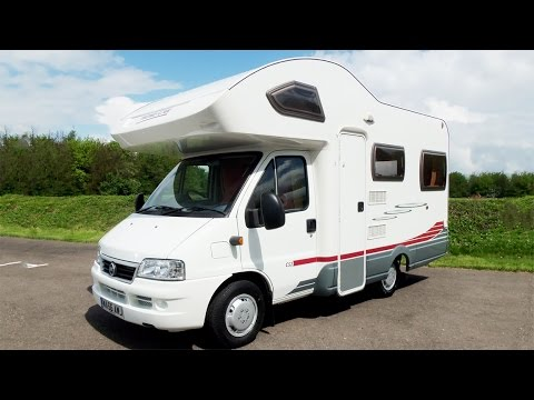 Fiat Ducato Lunar Home Car C52 2006 163 21 995 Youtube