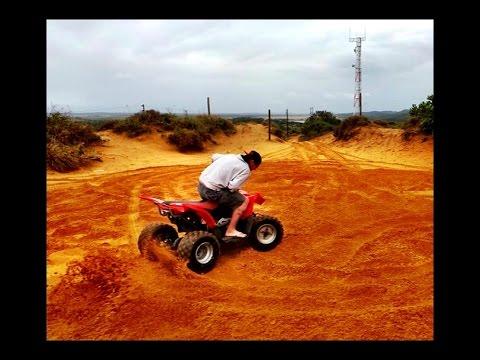 Mozambique GoPro Quadbiking Adventure