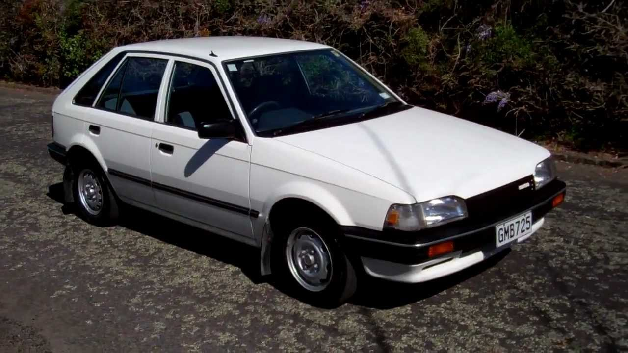1987 Mazda Familia 323 $1 RESERVE!!! $Cash4Cars$Cash4Cars$ ** SOLD