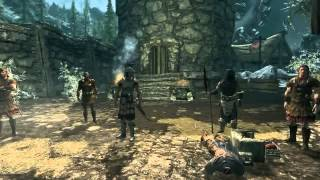 Repeat youtube video Skyrim: Thomas the Tank Engine, Really Useful World Eater