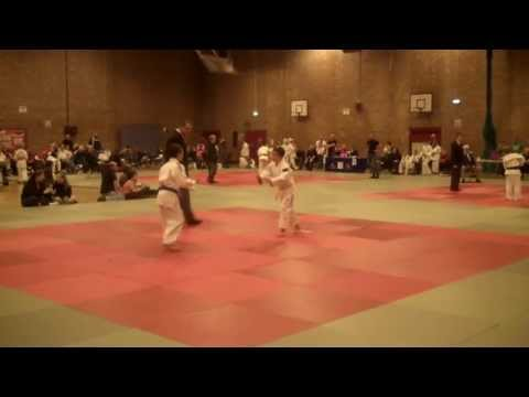 British Championships for 10 & 11 Year Olds 2012 - Fight 4