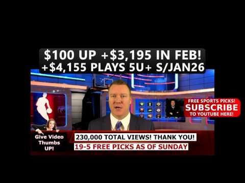 Monday's Free NBA Picks – Atlanta Hawks Vs Boston Celtics Predictions 02/27/2017