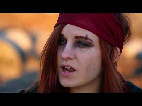 Hoist the Colours and Drunken Sailor - PIRATE MASHUP - by Johanna Renman